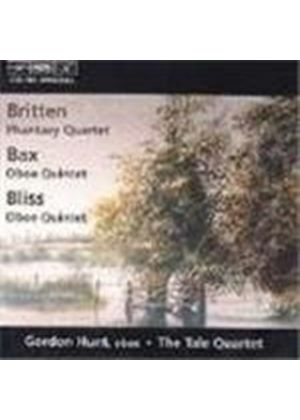 Britten/Bax/Bliss: Oboe Works