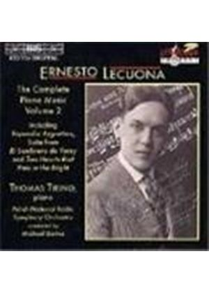 Lecuona: The Complete Piano Music, Vol. 2