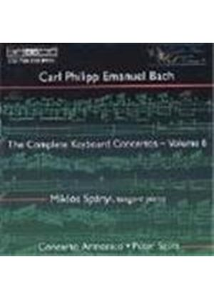 C.P.E.Bach: Keyboard Concertos, Vol. 6