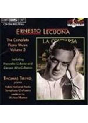 Lecuona: Complete Piano Music, Volume 3