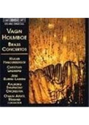 Holmboe: Orchestral Works