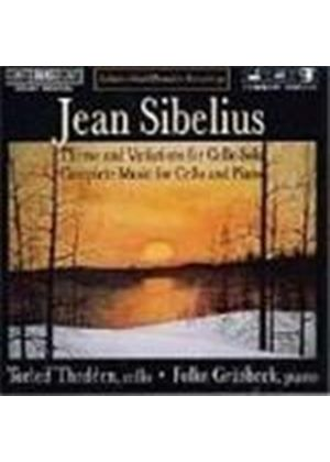 Sibelius: Works for Cello and Piano