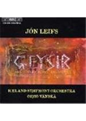 Jón Leifs: Orchestral Works