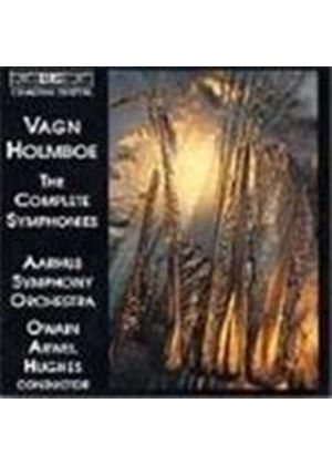 Vagn Holmboe: Complete Symphonies