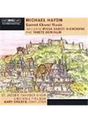 Michael Haydn: Sacred Choral Music