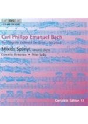 Bach CPE: Complete Keyboard Concertos, volume 9