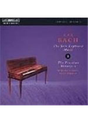 CPE Bach - Solo Keyboard Music, Volume 2