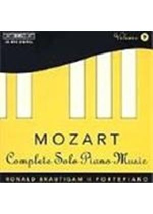Mozart - Complete Solo PIano Music, Vol 9