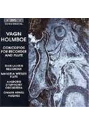 Holmboe: Concertos for Flute and Recorder