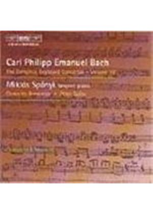 Bach, CPE: (The) Complete Keyboard Concertos, Vol. 10