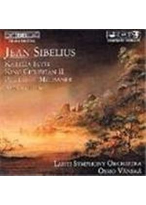 Sibelius: Music for the Stage