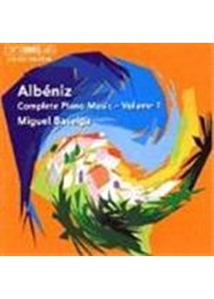 Albéniz: Piano Music, Volume 1