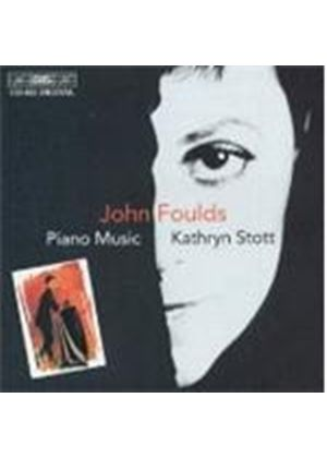 Foulds: Piano Works