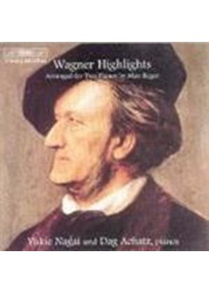 Wagner: Transcriptions for Two Pianos