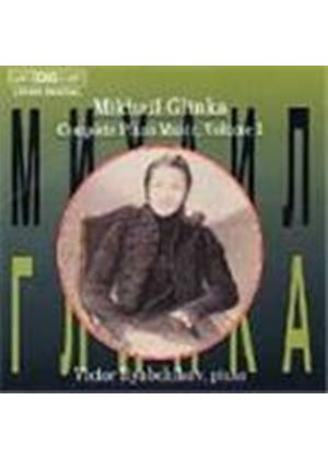 Glinka: Piano Works, Vol 3