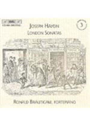 Joseph Haydn: London Sonatas