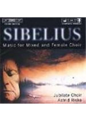 Sibelius: Works for Mixed and Female Choir