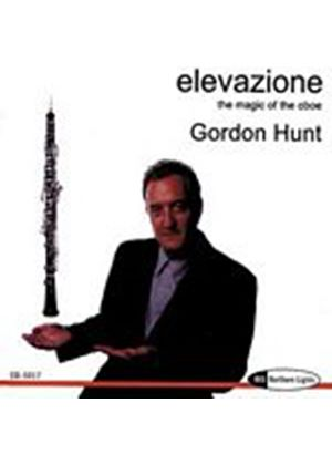 Various Composers - Elevazione: The Magic Of The Oboe (Hunt) (Music CD)
