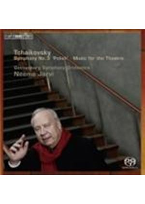 Tchaikovsky: Symphony No 3 (Music CD)