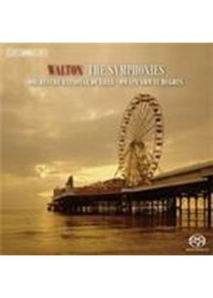 Walton: Symphonies Nos 1 & 2 (Music CD)
