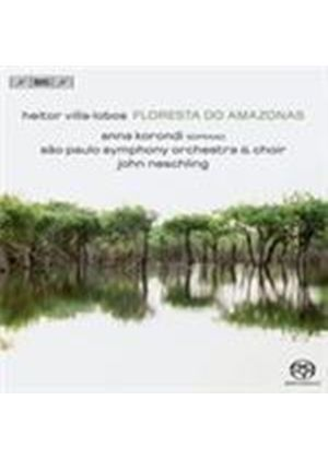 Villa-Lobos: Floresta do Amazonas (Music CD)