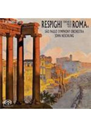 Respighi: Roman Trilogy (Music CD)
