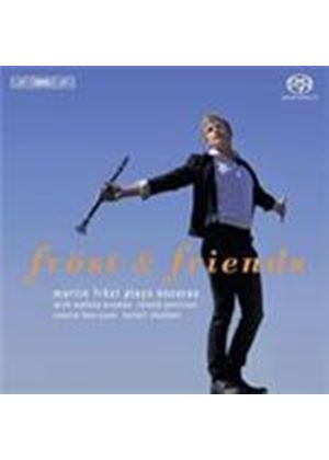 Fröst and Friends (Music CD)