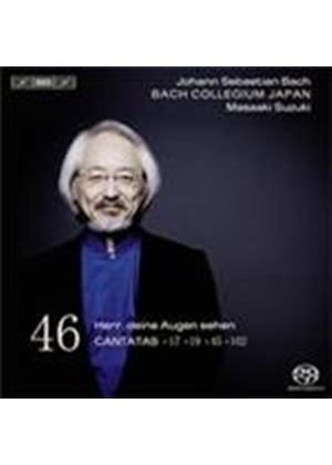 Bach: Cantatas, Vol 46 (Music CD)