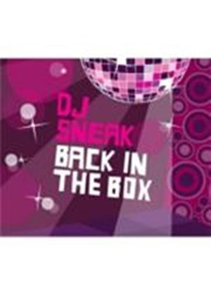Various Artists - Back In The Box (Mixed By DJ Sneak/Mixed) (Music CD)