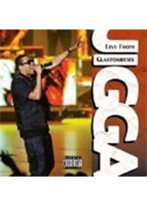 Jigga Man - Live At Glastonbury 2008 (Music CD)