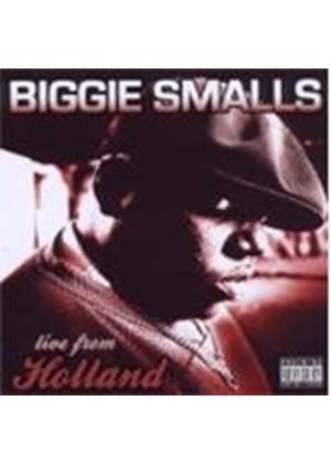 Notorious B.I.G. (The) - Live From Holland (Music CD)