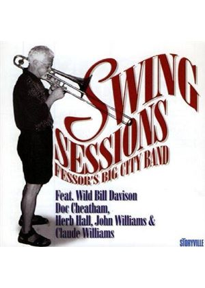 Fessor's Big City Band - Swing Sessions