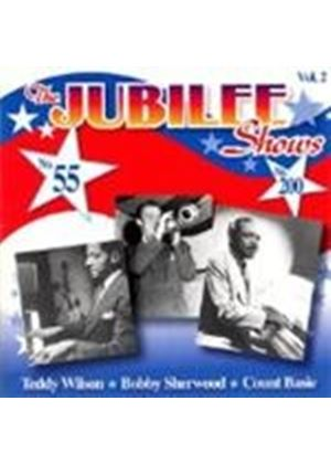 Teddy Wilson/Bobby Sherwood/Count Basie - Jubilee Shows No.55 And No.200, The