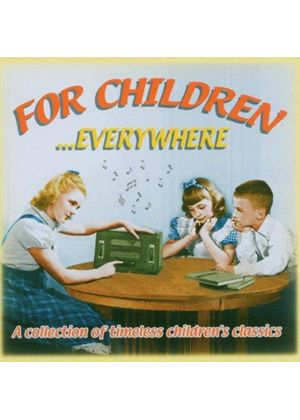 Various Artists - FOR CHILDREN EVERYWHERE