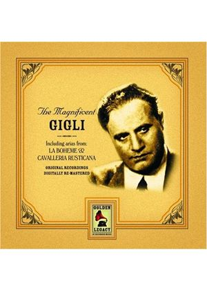 Various Artists - MAGNIFICENT GIGLI