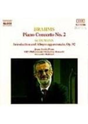 Brahms/Schumann: Works for Piano & Orchestra