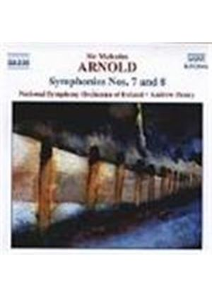 Arnold: Symphonies Nos. 7 and 8