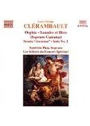 Clérambault: Cantatas & Chamber Works