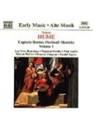 Hume: Poeticall Musicke, Vol.1