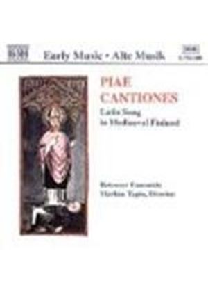 Piae Cantiones - Latin Song in Mediaeval Finland