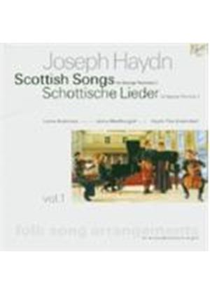 Haydn: Scottish Songs