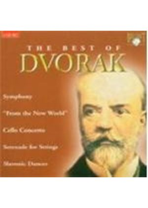 Menuhin - Dvorak Best Of (2CD)