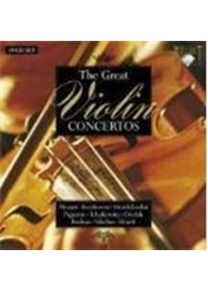 Various Artists - Great Violin Concertos
