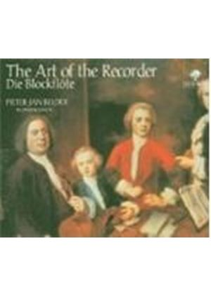 (The) Art of the Recorder