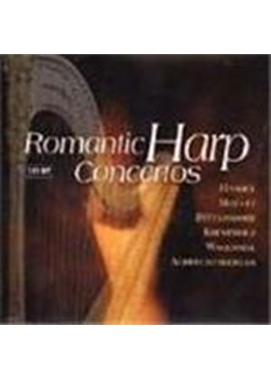 Various Artists - Romantic Harp Concertos
