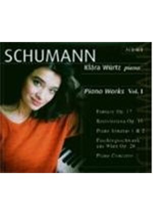 Schumann: Piano Works, Vol 1