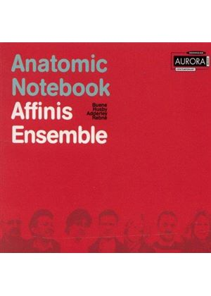 Buene/Rebne/Husby/Adderley - Anatomic Notebook (Affinis Ensemble)