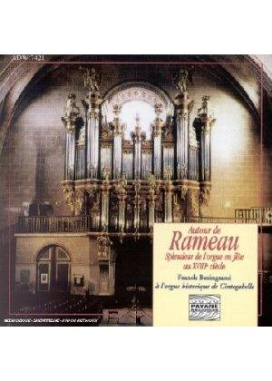 Besingrand (Org) - Around Rameau-18Thcent Organ