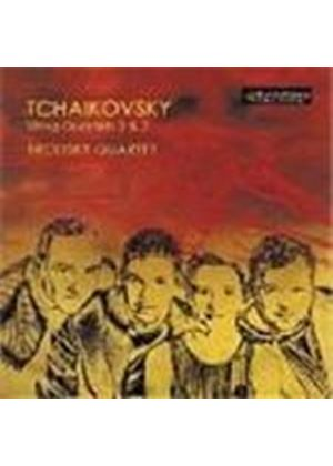 Tchaikovsky: String Quartets Nos 2 and 3