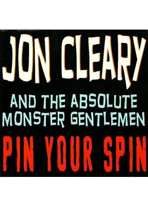 Jon Cleary - Pin Your Spin